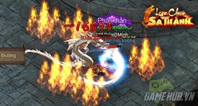 Loạn Chiến Sa Thành tái hiện 7 tính năng game online 8x, 9x - ảnh 1