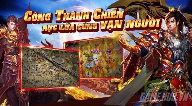 Loạn Chiến Sa Thành tái hiện 7 tính năng game online 8x, 9x - ảnh 2
