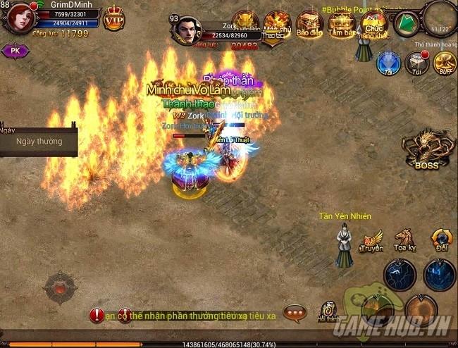 Loạn Chiến Sa Thành tái hiện 7 tính năng game online 8x, 9x - ảnh 6