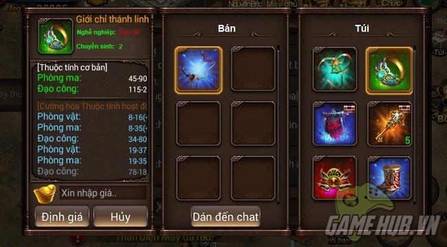 Loạn Chiến Sa Thành tái hiện 7 tính năng game online 8x, 9x - ảnh 7