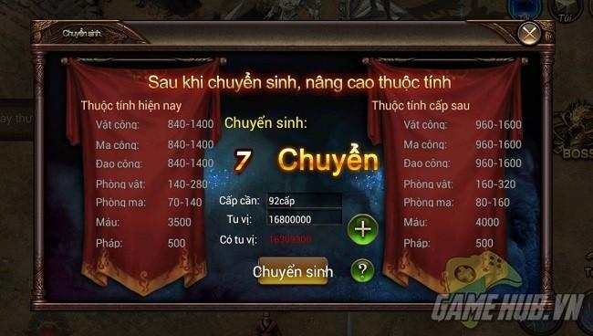 Loạn Chiến Sa Thành tái hiện 7 tính năng game online 8x, 9x - ảnh 8
