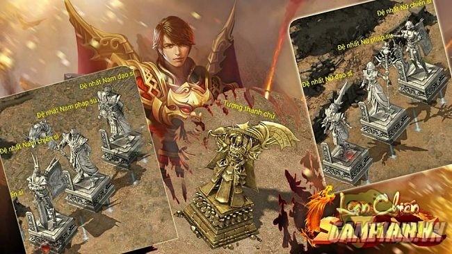 Loạn Chiến Sa Thành tái hiện 7 tính năng game online 8x, 9x - ảnh 9