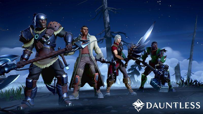 Dauntless - ARPG Online dưới tay cựu binh LMHT