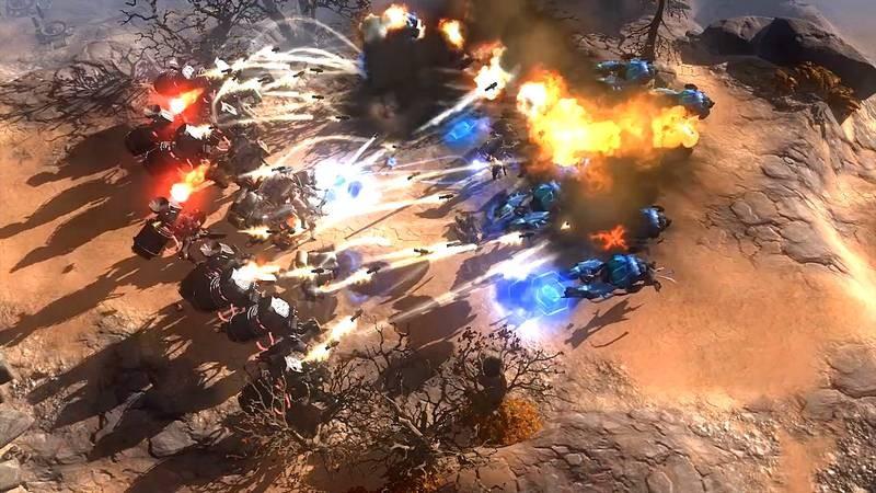 Art of War - Chiến thuật pha MOBA cho Game Mobile đối đầu PC