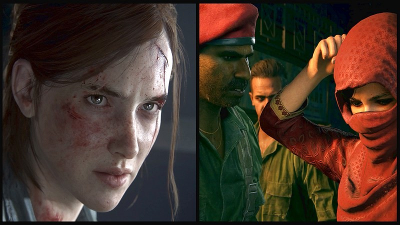 The Last of Us Part II vs Uncharted: The Lost Legacy dẫn đầu game hot nhất PSX 2016