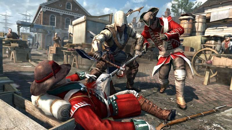 Tặng miễn phí Assassin's Creed III, Server Ubisoft chết ngay tại trận