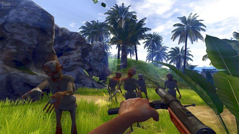 Radiation Island - Game kinh dị sống còn nổi tiếng iOS đã lên Android