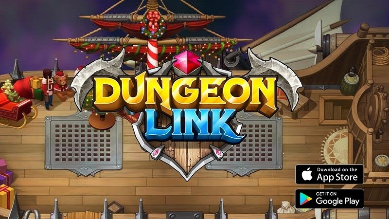 Chào đón giáng sinh với bản cập nhật Dungeon Link
