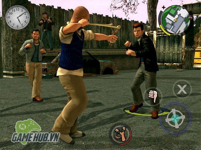 Bully - GTA phiên bản trường học vẫn tung hoành Mobile - ảnh 3