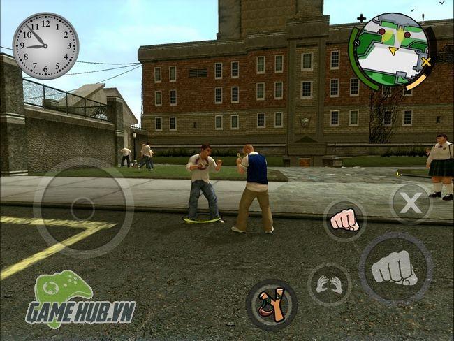 Bully - GTA phiên bản trường học vẫn tung hoành Mobile - ảnh 4