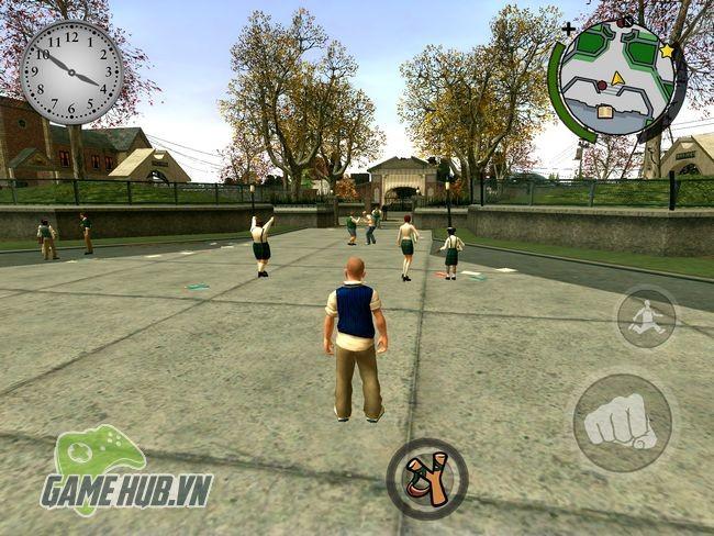 Bully - GTA phiên bản trường học vẫn tung hoành Mobile - ảnh 5
