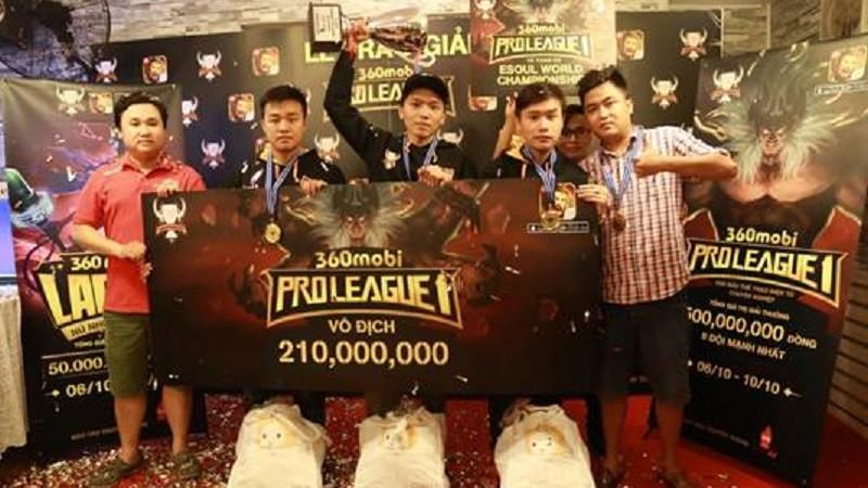 360mobi Pro League 2 - Vòng loại đầy bất ngờ, chung kết rực lửa