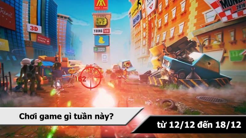 Chơi game gì tuần này? (từ 12/12 – 18/12)