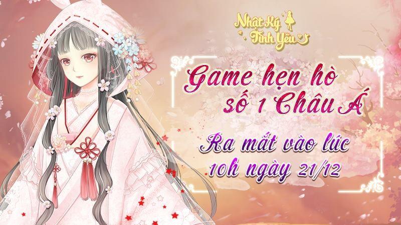 """Nhật Ký Tình Yêu chính thức cho phép game thủ """"rinh"""" game về nhà"""