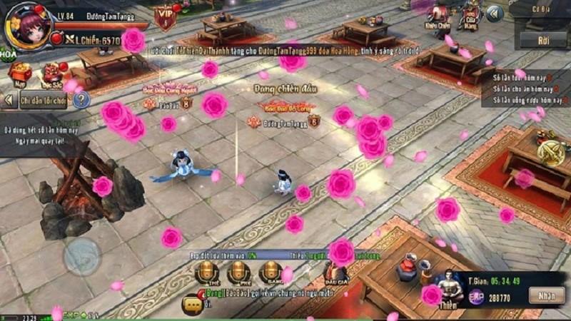 Game thủ Ỷ Thiên 3D chơi trội bỏ hàng chục triệu đồng mừng Giáng Sinh