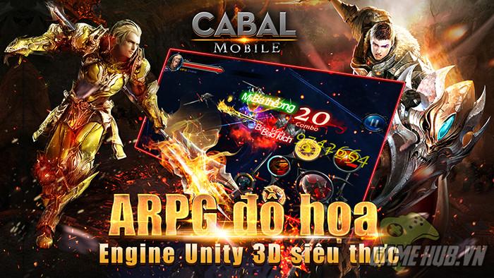 Cabal Mobile chính thức khai hoả, tặng Giftcode giá trị - ảnh 3