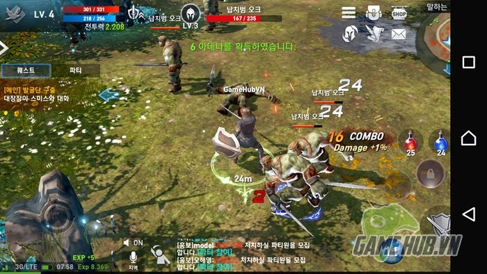 Lineage 2 Mobile Game Tigerdroppings Com