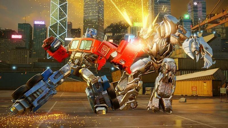 Transformers: Forged to Fight - Siêu phẩm đồ họa đúng nghĩa trên Mobile