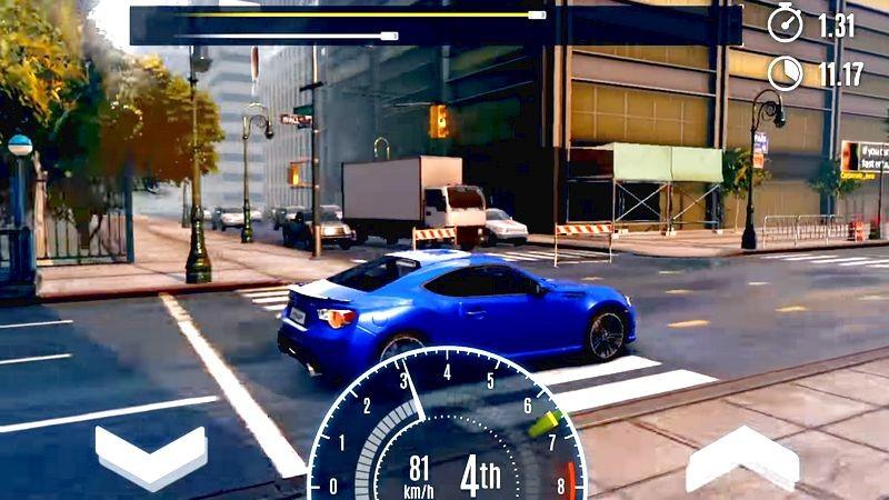 Gameloft khiến gamer thất vọng với con hoang Asphalt Street Storm Racing