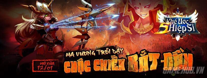 Soi Khế Ước 5 Hiệp Sĩ trong ngày đầu ra mắt game thủ Việt - ảnh 1
