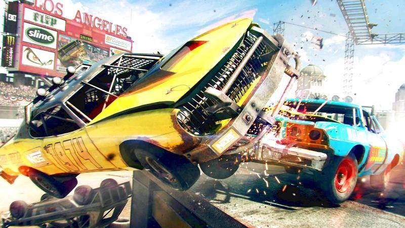 Nhận miễn phí Dirt Showdown - Game đua xe khủng trị giá 15 đô