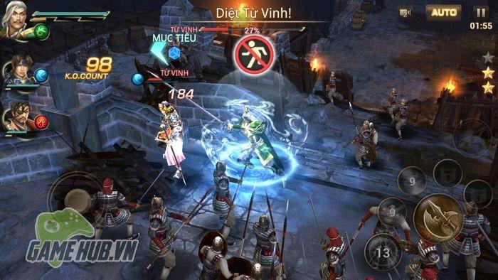Tải ngay Dynasty Warriors: Unleashed - Tam Quốc Mobile siêu khủng tại đây - ảnh 5