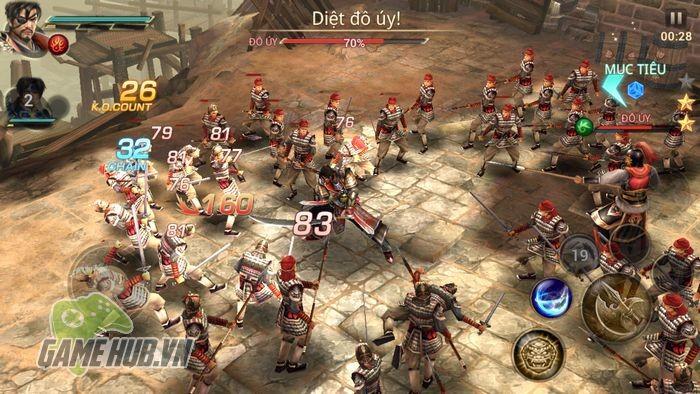 Tải ngay Dynasty Warriors: Unleashed - Tam Quốc Mobile siêu khủng tại đây - ảnh 1