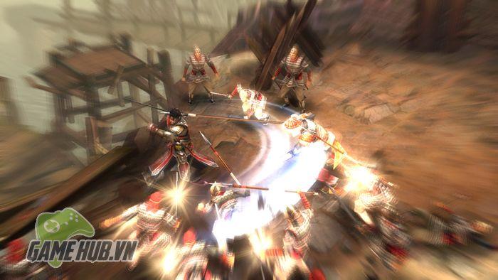 Tải ngay Dynasty Warriors: Unleashed - Tam Quốc Mobile siêu khủng tại đây - ảnh 2