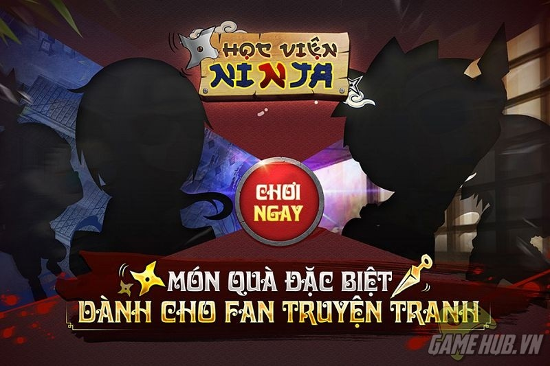 Fan Naruto nên ăn mừng ngay vì gMO Học Viện Ninja sắp cập bến Việt Nam - ảnh 1
