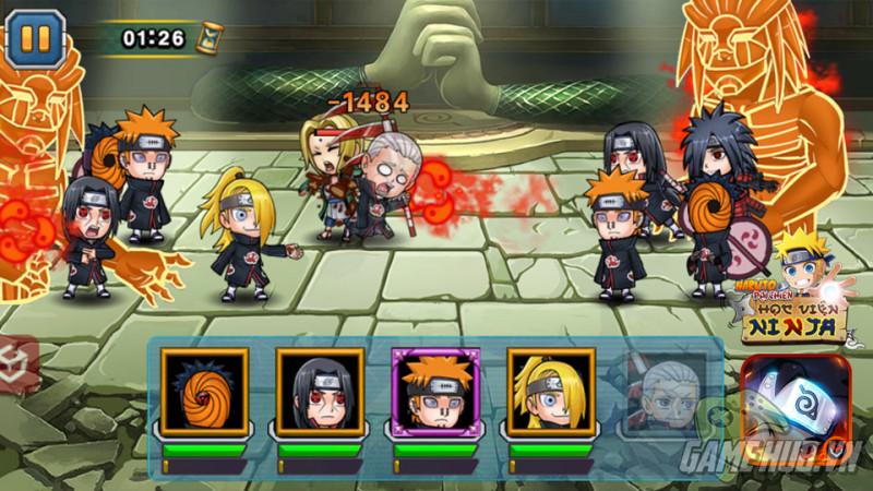 Fan Naruto nên ăn mừng ngay vì gMO Học Viện Ninja sắp cập bến Việt Nam - ảnh 4