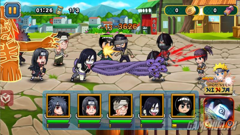 Fan Naruto nên ăn mừng ngay vì gMO Học Viện Ninja sắp cập bến Việt Nam - ảnh 6