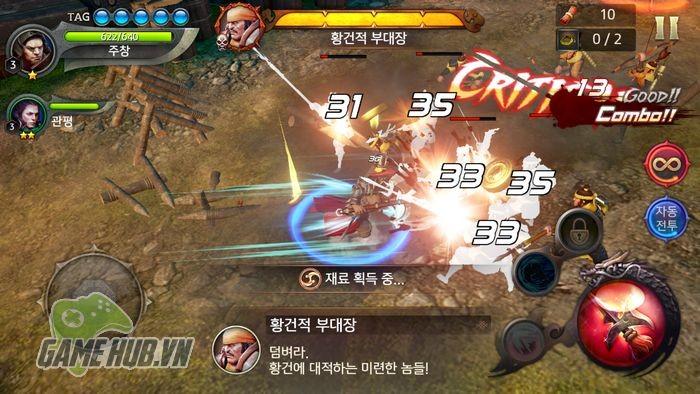 Chiến ngay Three Kingdoms Blade - Tam Quốc Mobile đồ họa siêu khủng - ảnh 6