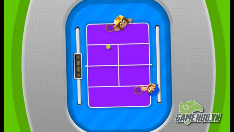 Bang Bang Tennis - Đấu Tennis online với game siêu nhộn Mobile - ảnh 3
