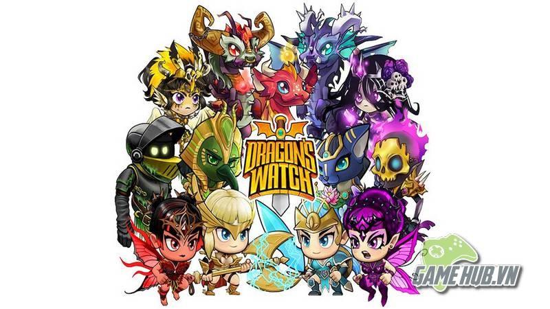 Dragon's Watch - RPG ngộ điên đảo đánh tiếng di động