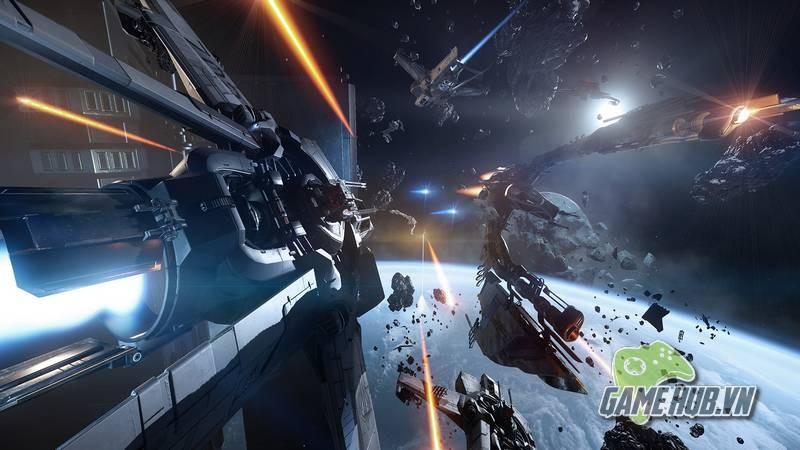 Star Citizen - Game không chiến điên cuồng nhất lịch sử cán mốc 141 triệu đô