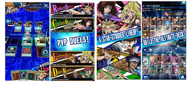 Yu-Gi-Oh! Duel Links đã có mặt trên toàn thế giới, miễn phí cho cả iOS và Android - ảnh 2