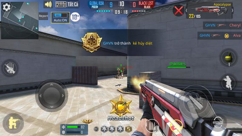 Phục Kích và ước mơ trở thành Mobile eSports hàng đầu làng game Việt