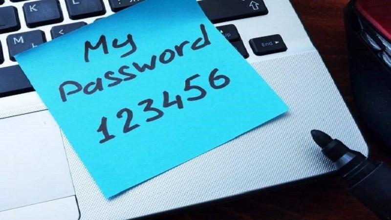 công nghệ, mật khẩu, mật khẩu phổ biến