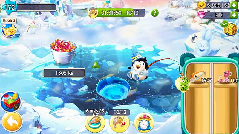 Nông Trại Vui Vẻ  tặng code VIP trị giá 1 triệu đồng cho tất cả game thủ