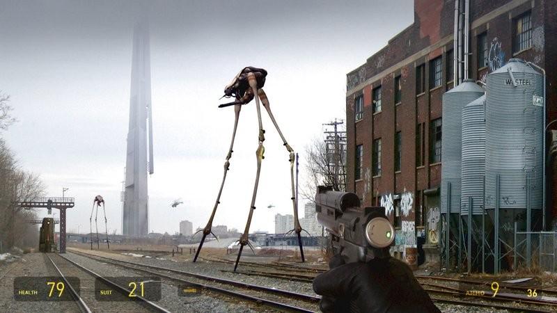 Thánh Gaben đánh tiếng game mới - Xác nhận sẽ có Half-Life 3?