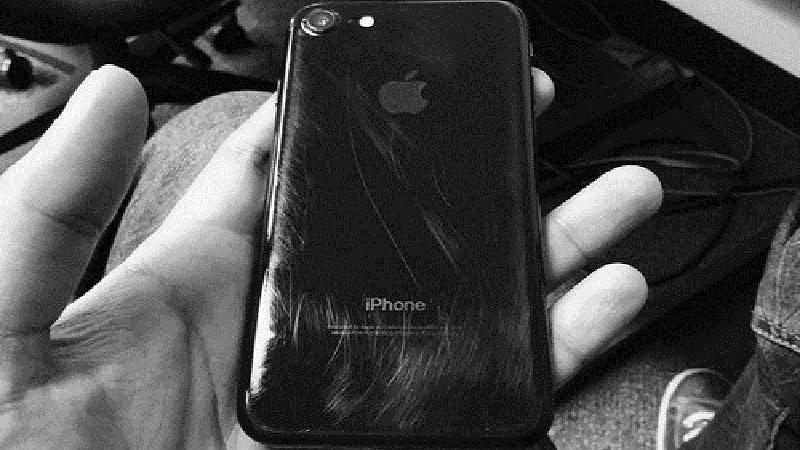 apple, ios, iphone 7, iphone 7 jetblack