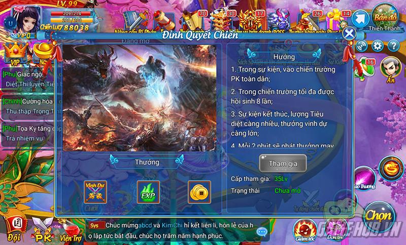 Kiếm Vũ Vô Song chính thức khai hỏa với giftcode giá trị - ảnh 5