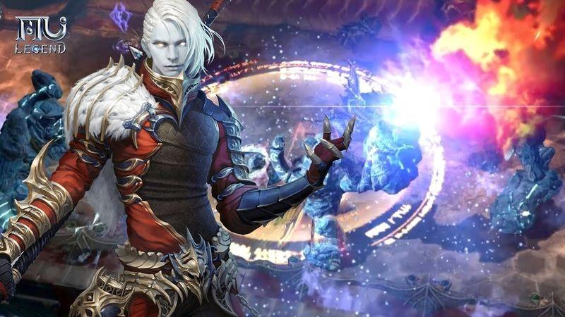 Gamer chuẩn bị được chơi miễn phí MU Legend lần 2