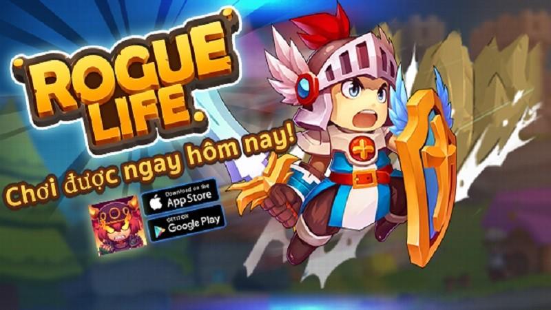 Rogue Life - game Nhập vai bắn súng thế hệ mới chính thức ra mắt