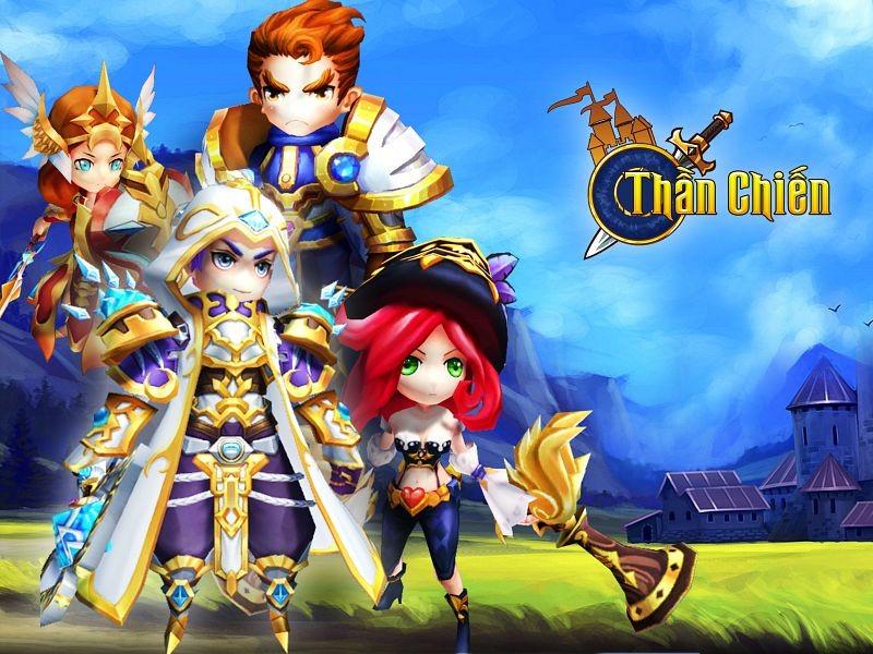 Game Việt chất lượng châu ÂU chuẩn bị trình làng