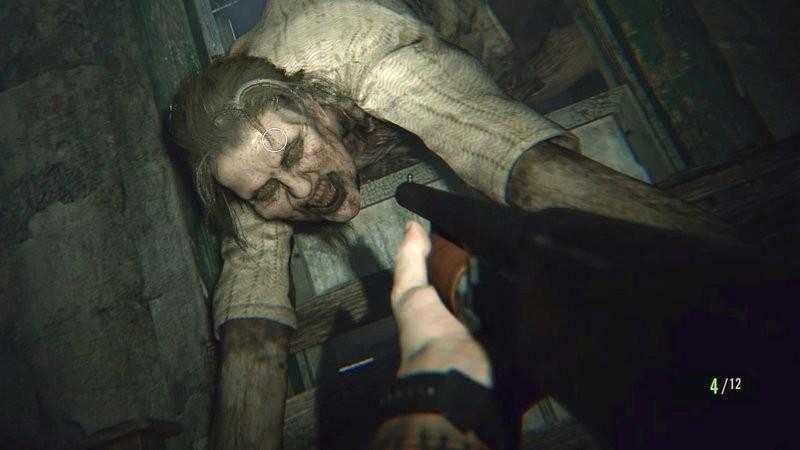 Resident Evil 7 - Đón Tết bằng cơn khát máu cùng cực của làng game