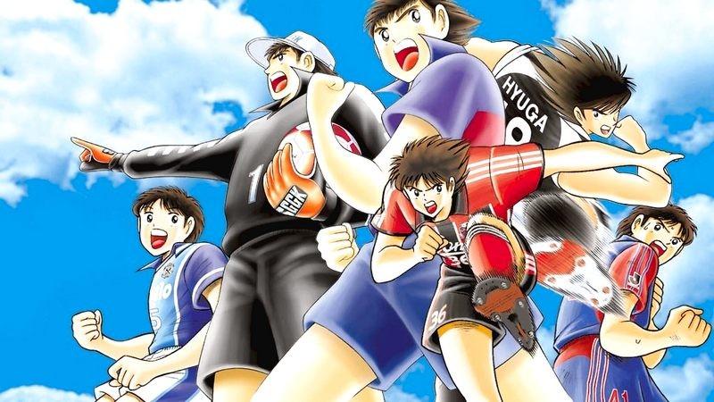 Sốc: Captain Tsubasa chính thức có phiên bản Game Mobile