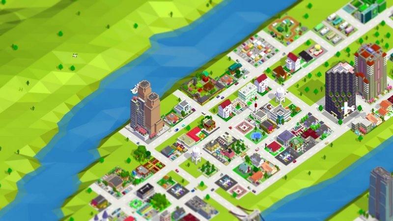 Bit City - SimCity phiên bản 4 gây nghiện cho game thủ Mobile