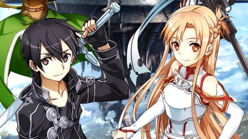Sword Art Online Memory Defrag - Phải chơi nếu bạn là Fan Anime/Manga