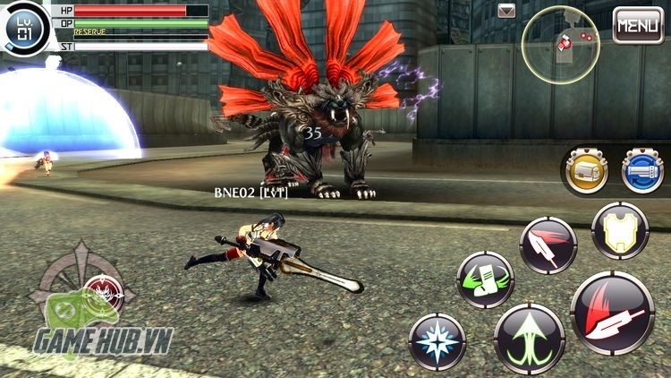 God Eater Online - MMORPG cho 100 Gamer combat chính thức lên Mobile - ảnh 1